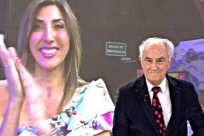 José María Carrascal dice que regresa a la tele por la 'puerta grande' y lo hace en... ¡¡¡Sálvame!!!