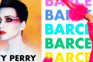 Los intransigentes independentistas obligan a Katy Perry a cambiar el cartel de su concierto en Barcelona