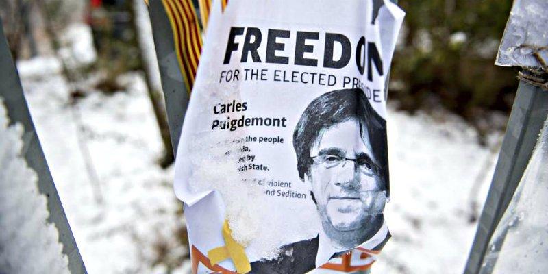 El Gobierno alemán dara vía libre a la extradición del prófugo Puigdemont en cuanto la aprueben los jueces