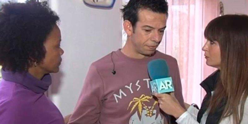 Ana Julia insultó a una reportera de Ana Rosa para que no entrara más en la casa familiar