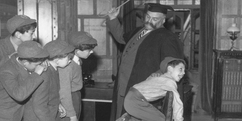 ¿Sabías que en 19 estados de EE.UU todavía se imparten castigos físicos en los colegios?