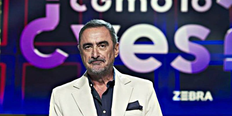 Carlos Herrera revela por fin quién y cómo saboteó desde el primer día su programa en TVE