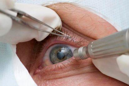 ¿Sabes que el 1% de la población española requerirá de cirugía de cataratas en 2018?