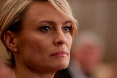 Claire Underwood asume todo el poder en 'House of Cards'