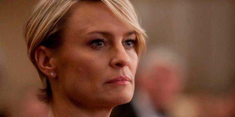 Claire Underwood asume todo el poder en 'House of Cards'