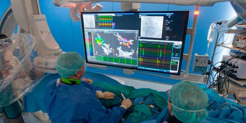 Este nuevo catéter podría hacer más eficaz el tratamiento de la fibrilación auricular