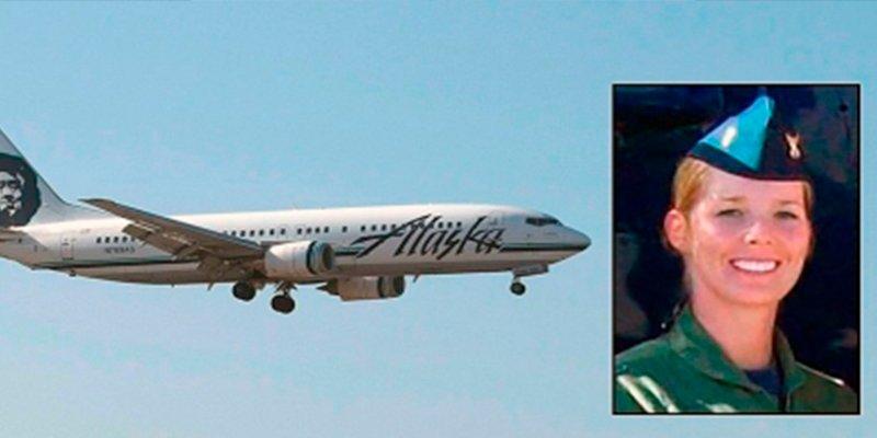 Un comandante de Alaska Airlines drogó y violó a su compañera copiloto