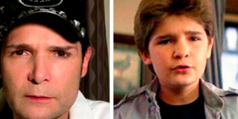 Apuñalan en un suburbio de Los Ángeles a Corey Feldman , uno de los niños de 'Los Goonies'