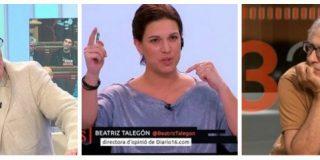 Los 'tontos útiles' de la TV3: 'rebotados' del PSOE y Podemos se reciclan en la cadena del golpe