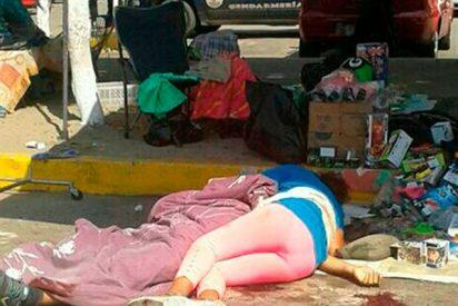 Los cuerpos de las numerosas víctimas de los cárteles mexicanos en las calles de Acapulco horrorizan a los turistas