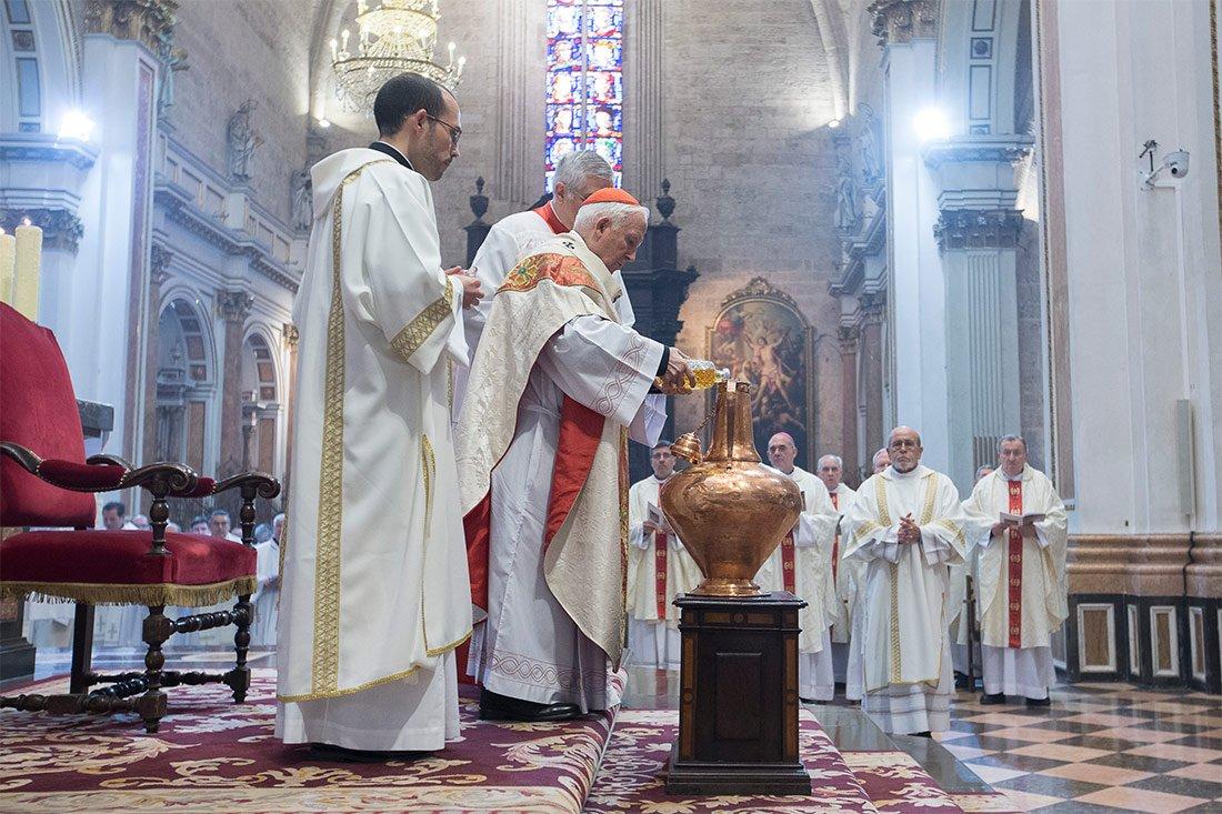 """Cañizares: """"Una Iglesia que no arriesga es una Iglesia que envejece y languidece"""""""