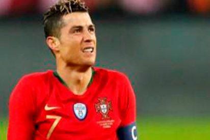 ¿Le hicieron penalti a Cristiano Ronaldo o tropezó solo?