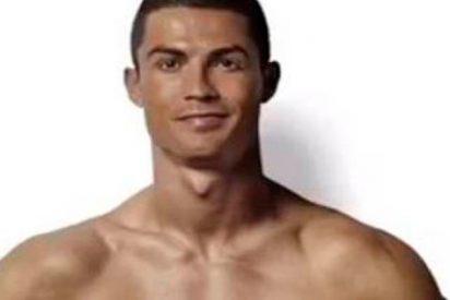 """¿Le han puesto más """"pichichi"""" con photoshop a Cristiano Ronaldo o es todo natural?"""