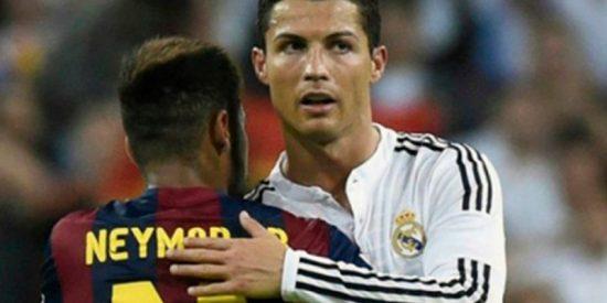 ¿Cómo jugarían juntos Cristiano Ronaldo y Neymar en el Real Madrid 18-19?