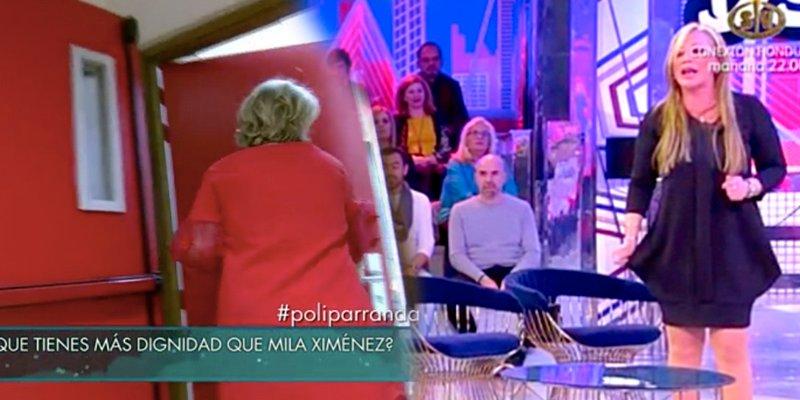 """Tonterías varias en el Deluxe: del """"a la mierda"""" de Belén Esteban al adiós de Mila Ximénez"""