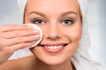 ¿Sabes cómo desmaquillarte para tener una piel sana?