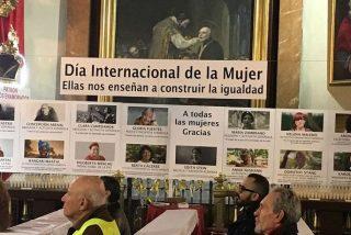 """Padre Ángel: """"Prefiero que comparen a la mujer con la Virgen a que digan que lleva el demonio dentro"""""""