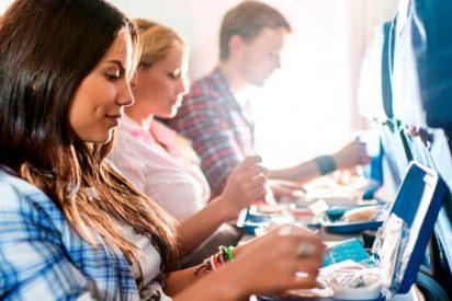 Esta es la mejor dieta para vuelos de larga distancia