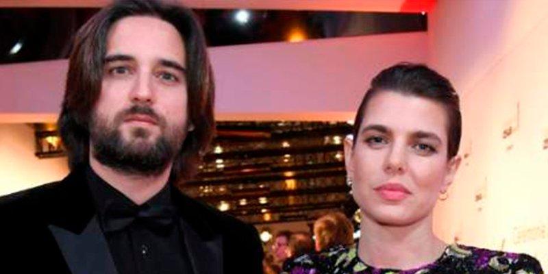 La hija de Carolina de Mónaco, se casa con Dimitri Rassam