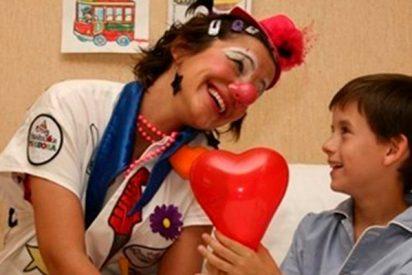 Así es la campaña solidaria para apoyar a los 'Doctores sonrisa'