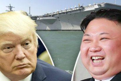 Noticia Bomba: Donald Trump acepta reunirse con el tirano Kim Jong-un