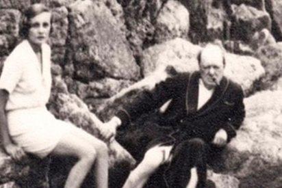 La fama y gloria de Churchill cuestionada por el descubrimiento de su amante secreta