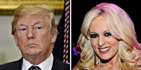 La actriz porno Stormy Daniels demanda a Donald Trump y asegura que él nunca firmó el acuerdo de silencio