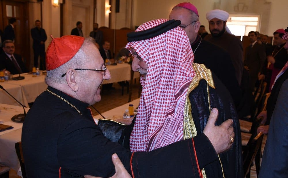 Cristianos, musulmanes y laicos piden el Nobel de la Paz para Sako