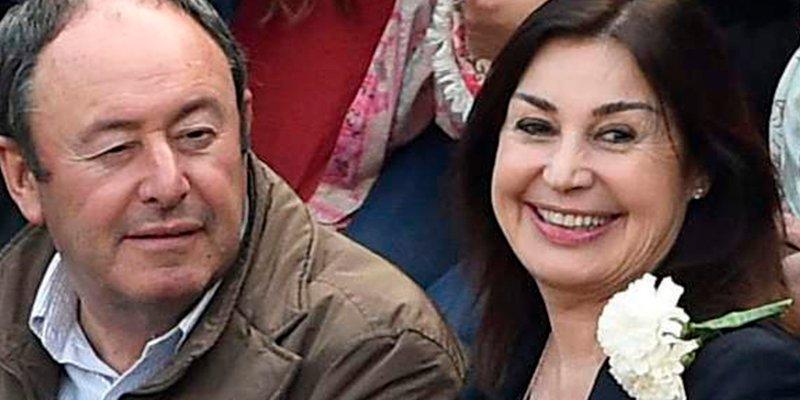 El Chatarrero habla del jovencito con el que sale su ex, Carmen Martínez Bordiú