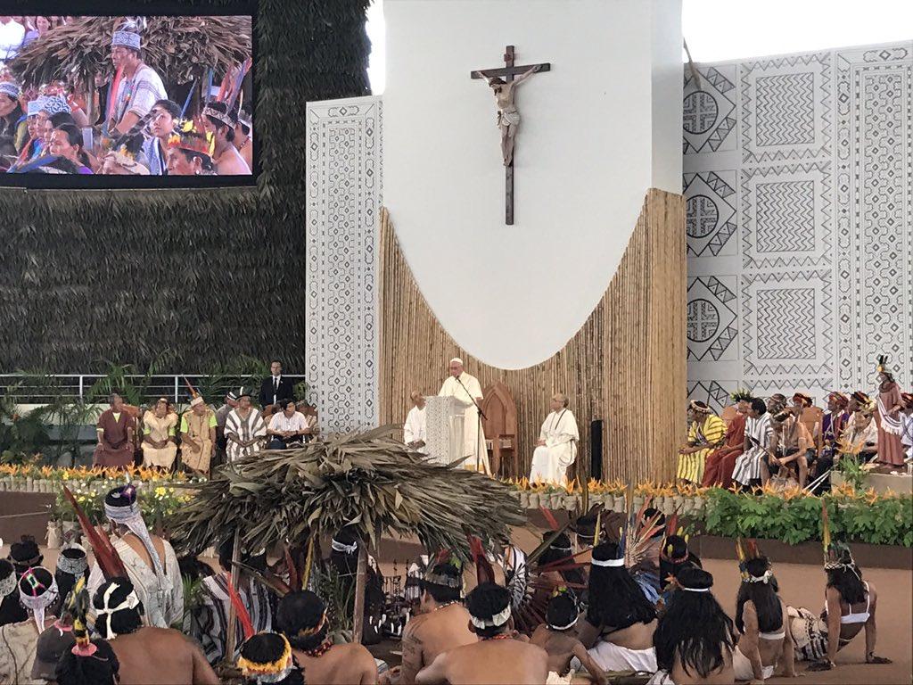 Tres misioneros españoles, en el consejo que preparará el Sínodo Pan-Amazónico