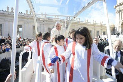 """""""Gracias, Papa Francisco por este quinquenio provocador, incómodo pero lleno de esperanzas"""""""