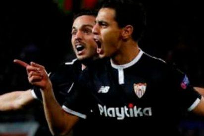 Antena 3 arrasa con el triunfo del Sevilla
