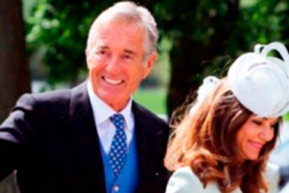 El suegro de Pippa Middleton ha sido imputado por la violación a una menor