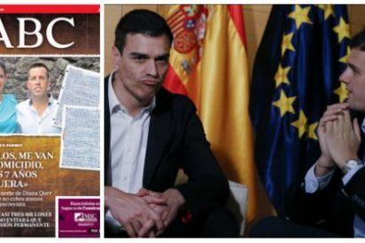 La terrorífica carta de 'El Chicle' que deja en ridículo al veleta Rivera y al populista Sánchez