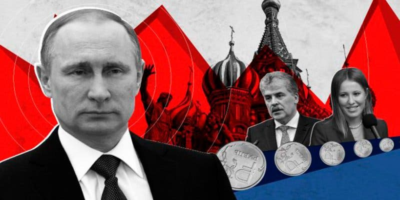 ¿Sabes por qué las elecciones en Rusia no se parecen a ninguna otra votación?