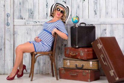 Si estás embarazada estos son los mejores consejos para viajar