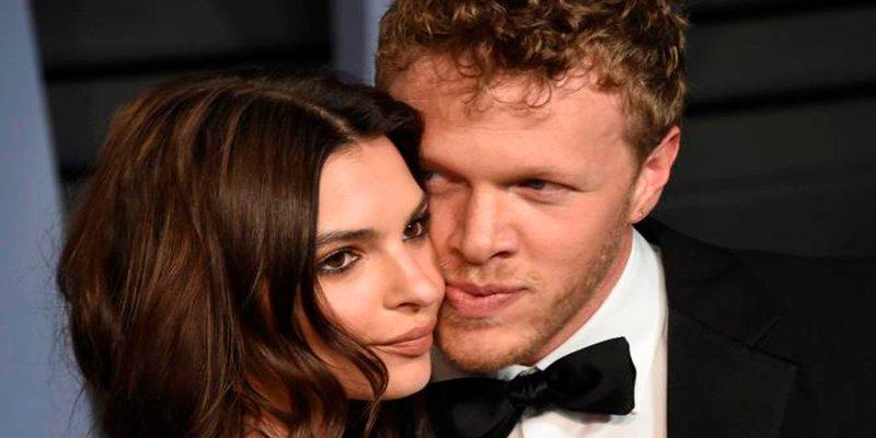 ¿Sabes por qué Emily Ratajkowski se casó tan rápido con Sebastian Bear-McClard?