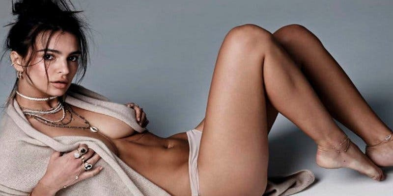 Emily Ratajkowski dedica todos sus nuevos desnudos a su marido