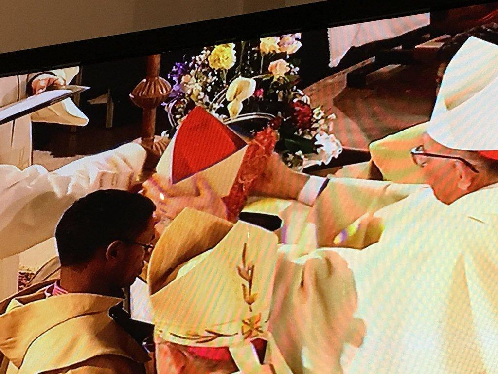 Los salesianos, testigos de una preciosa celebración
