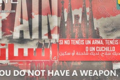 Terror en Barcelona: el Estado Islámico pide a sus asesinos que ataquen de nuevo