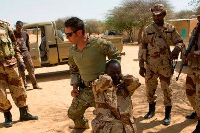 Así son las terribles imágenes de la muerte de soldados estadounidenses en Níger