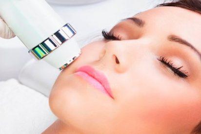 Tratamientos estéticos: En la zona facial no se puede garantizar una depilación permanente