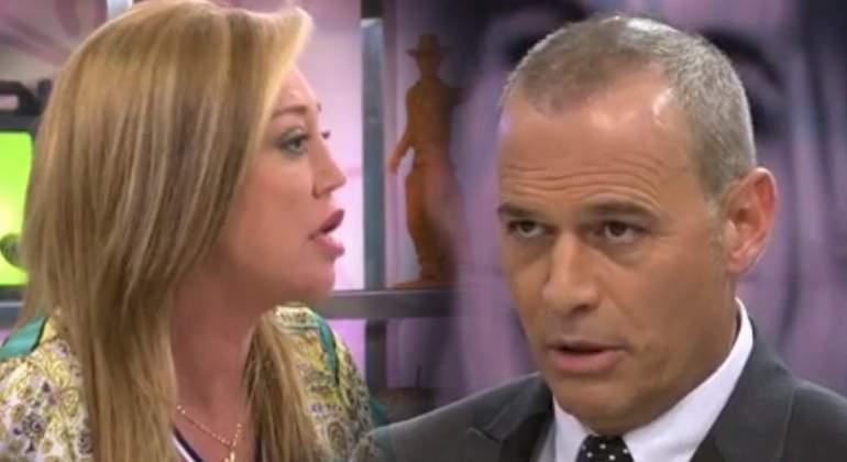Carlos Lozano deja en el ridículo más absoluto a Belén Esteban