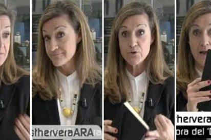 La directora de 'Ara' se pone chula en Cuatro cuando le recuerdan que los golpistas se saltaron la ley y tienen que pagar