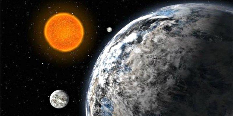Inusual familia de supertierras rbitando la estrella GJ9827 a cien años luz