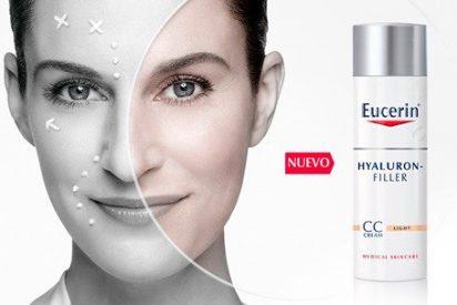 Eucerin® Hyaluron-Filler renueva su fórmula con Ácido Hialurónico