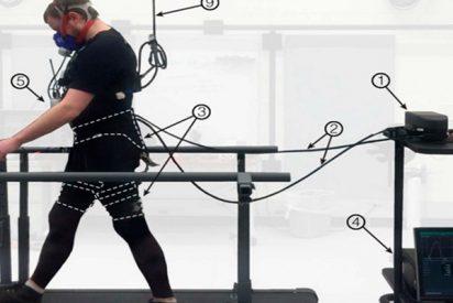 ¿Sabes que hay un exoesqueleto que se adapta en solo 20 minutos?
