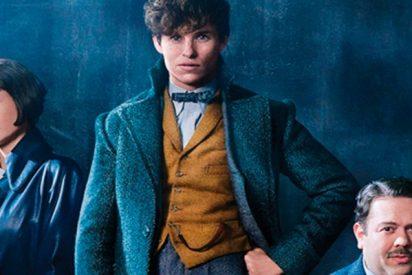 El patinazo en el tráiler de 'Animales fantásticos' desata un 'cabreo Voldemort' entre los fans de Harry Potter