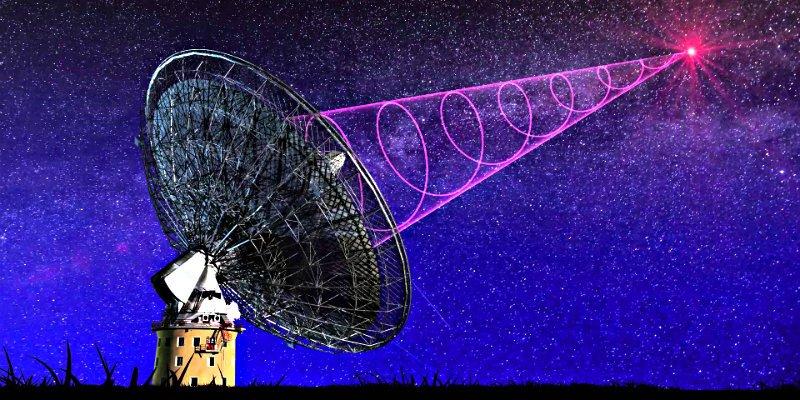 Astrónomos australianos registran la señal FRB más brillante con en el telescopio Parkes