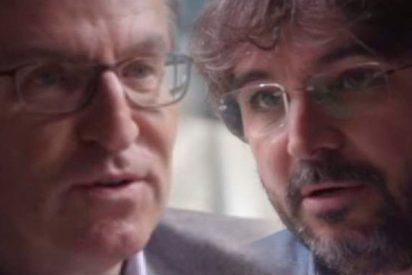 Alberto Núñez Feijóo se parte la caja con el chascarrillo de Jordi Évole sobre narcotráfico